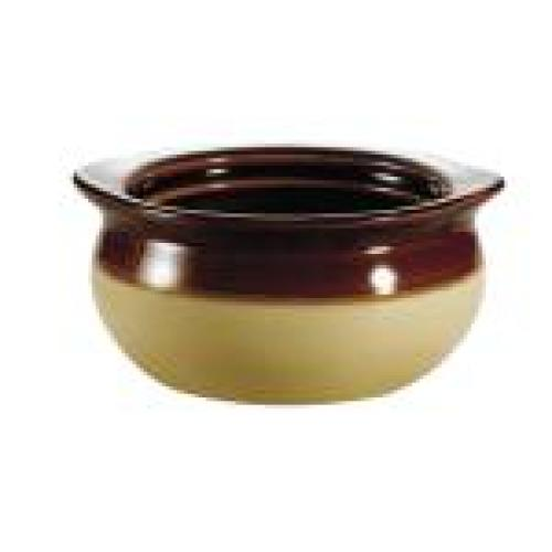 C.A.C. China OC-12-C - Accessories Onion Soup Crock 5
