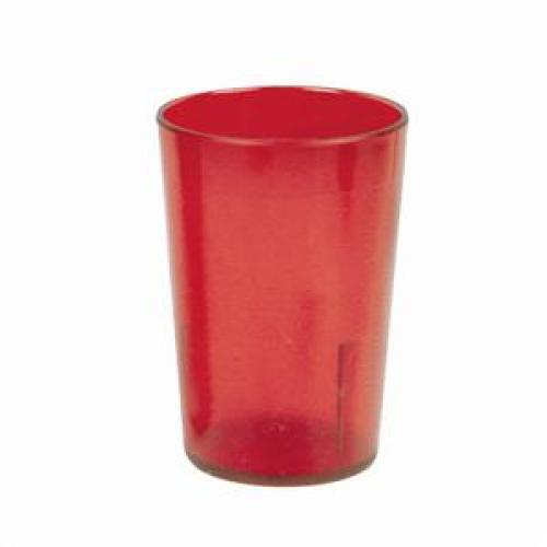 Thunder Group Red Plastic Tumblers 8 oz (12 per Case) [PLTHTB008R]