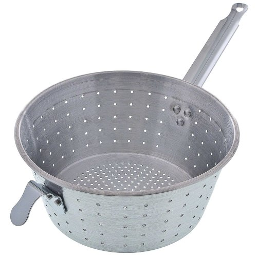 Update International PSA-10 Aluminum Pan Strainer 10