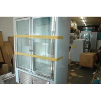 leader ps54 54 swinging glass door reach in refrigerator rh eliterestaurantequipment com