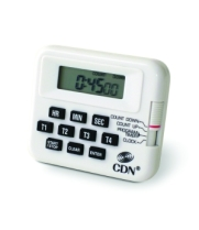 CDN PT1A - 4-Event Timer & Clock