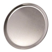 Update International PT-CS10 Aluminum Coupe Style Pizza Tray 10