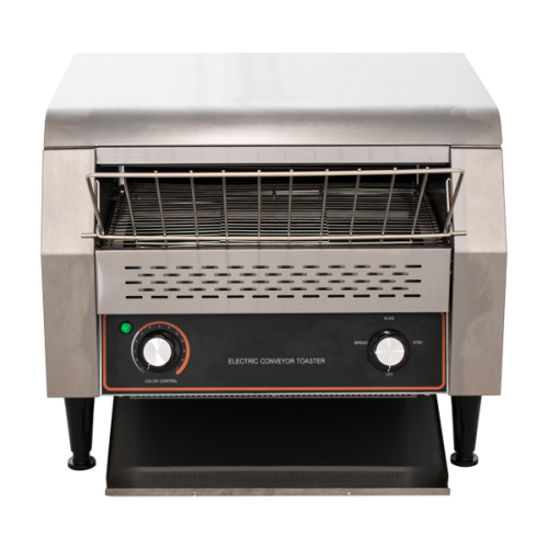 """Deluxe Conveyor Toaster Commercial Restaurant 3/"""" 120V Oven Electric"""