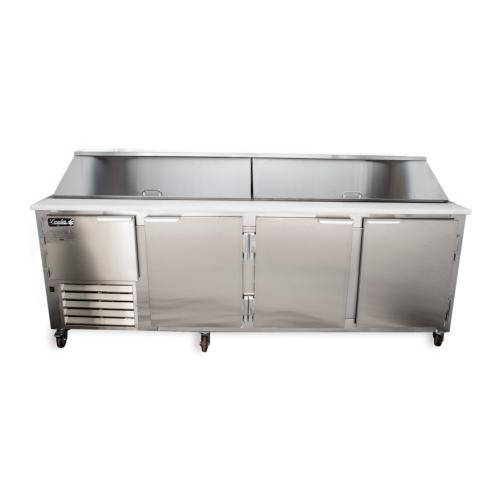 Super Leader Lm96 96 Refrigerated Sandwich Salad Prep Table Download Free Architecture Designs Lukepmadebymaigaardcom