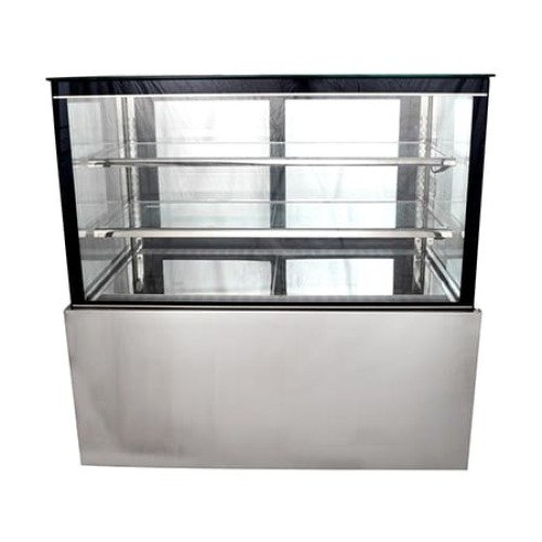 """83d35ca9 Universal UBDC48 48"""" Refrigerated Bakery Display Case - Counter Height"""