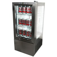 stainless steel countertop refrigerator