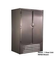 "Universal Coolers RIR30 - 30"" Swinging Solid Door Reach In Refrigerator"