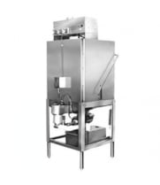 CMA Dishmachines S-AH - 40 Rack/Hr Pot & Pan Washer