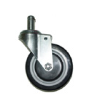 Universal SSC-4 - Push-In Caster (4 pcs) 4""