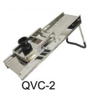 Universal QVC-2 - Stainless Steel Vegetable Slicer