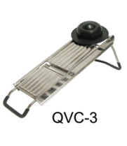 Universal QVC-3 - Stainless Steel Vegetable Slicer