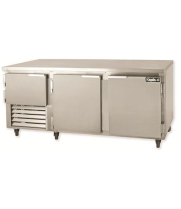"Leader LB84 - 84"" Low Boy Under Counter Refrigerator"