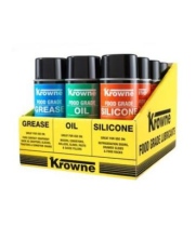 Krowne 30-210 - Food Grade Lubricants - 12 Can Display Case