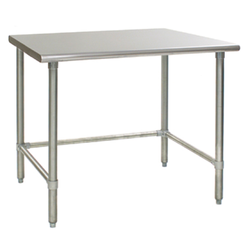 Universal SGRCB X Stainless Steel Work Table W - 36 x 48 stainless steel table