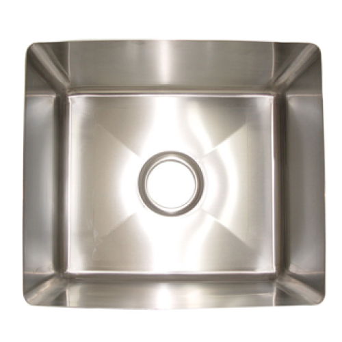 Universal B20X20 - Perforated Sink Bowl Welded - 20