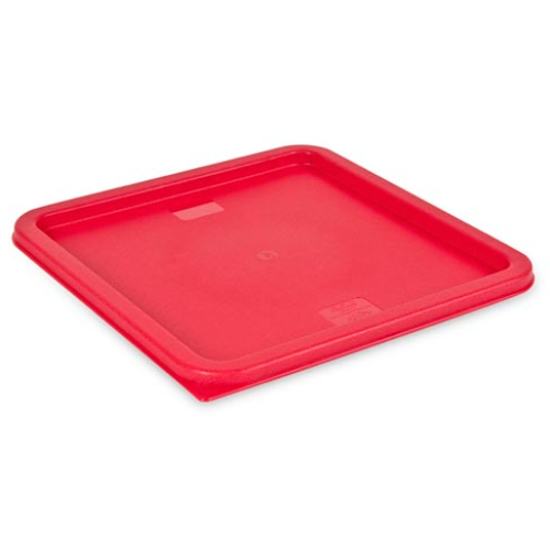Universal Food Storage Container Red Cover