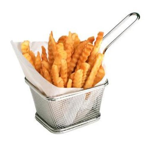 Clipper Mill - 4-81860 - Stainless Steel Single Serving Fry Basket