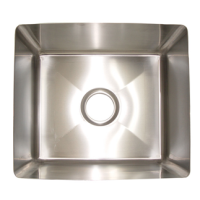Universal SB16X16-12D - Sink Bowl Welded - 16