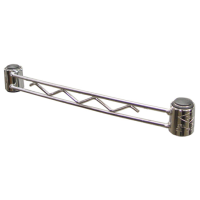Universal MFG Chrome Shelving Bar 18