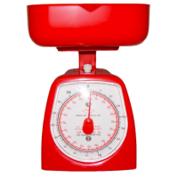 Universal Heavy Duty Kitchen Scale 4.4 Lbs. [KCA-4.4LB]