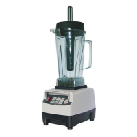 Universal Commercial Blender 68 Oz. [TM-800]