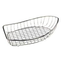 Clipper Mill - 4-80300 - Medium Stainless Steel Boat Basket