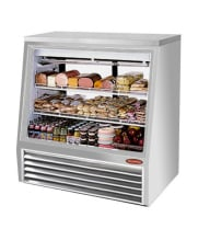 "Universal DLC5SC - 60"" Double Duty Deli Display Case"