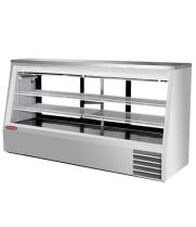 "Universal DLC6SC - 72"" Double Duty Deli Display Case"