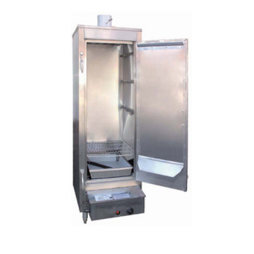 Chinese Smoker Oven with Stainless Steel Interior