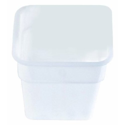 Universal Food Storage Container Square White