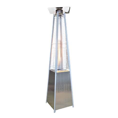 Bon Universal 915BFHSS   Stainless Steel Outdoor Patio Heater With Quartz Tube    Propane Or Butane