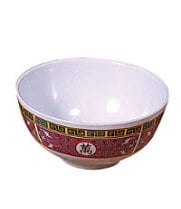 Thunder Group 3004TR - Rice Bowl - Longevity Collection 12 oz (12 per Case)