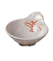 Thunder Group 3601GD - Tempura Dip Bowl - Gold Orchid Collection 5 oz (12 per Case)