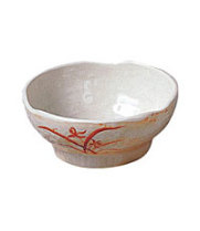 Thunder Group 3706GD - Zendai Bowl - Gold Orchid Collection 14 oz (12 per Case)