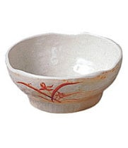 Thunder Group 3707GD - Zendai Bowl - Gold Orchid Collection 24 oz (12 per Case)