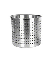 Thunder Group ALSKBK007 - Aluminum Steamer Basket (Fits ALSKSP007) 40 Qt