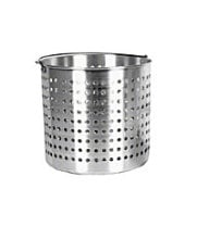 Thunder Group ALSKBK012 - Aluminum Steamer Basket (Fits ALSKSP012) 100 Qt