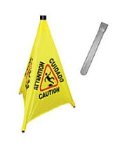 "Thunder Group PLFCS332 - 31"" Pop-Up Safety Cone"