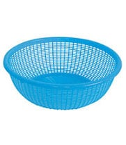 Thunder Group PLWB003 - Plastic Wash Basket 10""