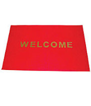 "Thunder Group PLWC002 - Welcome Carpet 47"" x 35"" (Pack of 12)"