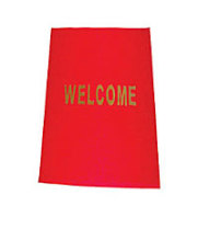"Thunder Group PLWC003 - Welcome Carpet 35"" x 47"""