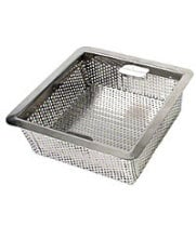 "Thunder Group SLFDS310 - Stainless Steel Floor Drain Strainers 10"" x 10"" (Pack of 6)"