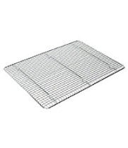 "Thunder Group SLWG1216 - Rectangular Chrome-Plated Cooling Racks 12"" x 16"" (Pack of 12)"