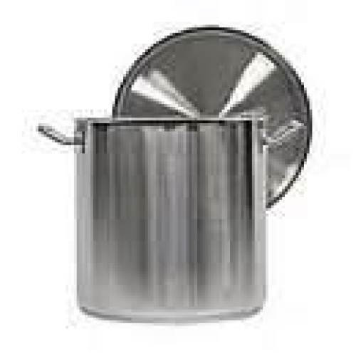 Thunder Group Stainless Steel Stock Pot 20 Qt [SLSPS020]