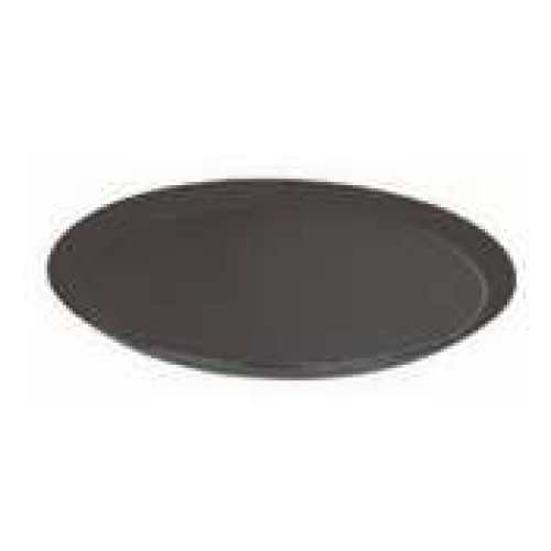 Thunder Group Brown Oval Slip Resistant Serving Tray 27