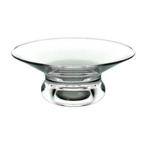 Thunder Group PLTHFT005 - 5 oz. Clear Polycarbonate Fruit Tray - Case of 12