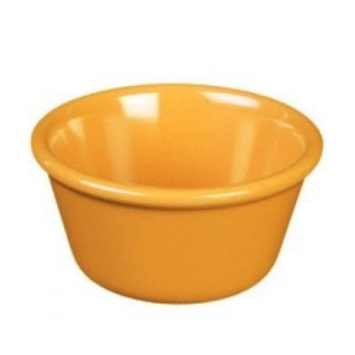 Thunder Group Yellow Smooth Ramekin 2.5 oz (48 per Case) [ML536YW]