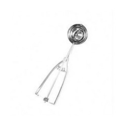 Thunder Group Stainless Steel Ambidextrous Scoop 5/8 oz [SLDA050]