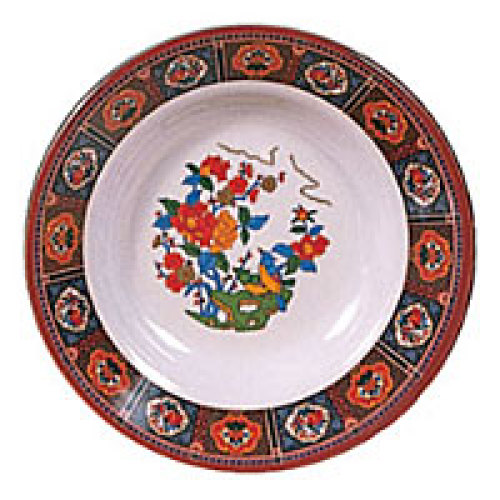 Thunder Group Soup Plate - Peacock Collection 10-3/8