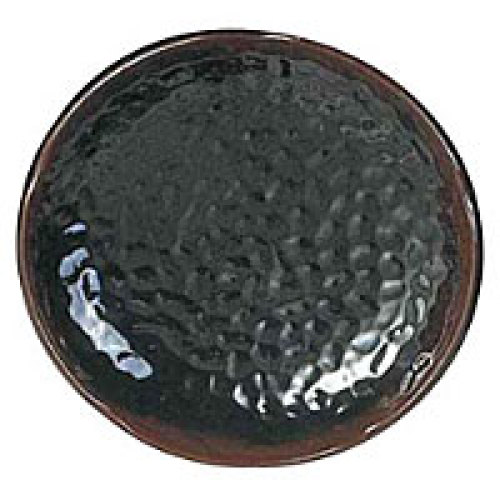 Thunder Group Zen Plate - Tenmoku Collection 8-1/4